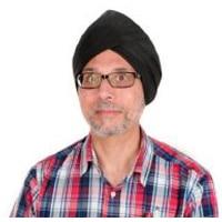 Dr Harni S Bharaj MD, FRCP, THF Leadership Fellow