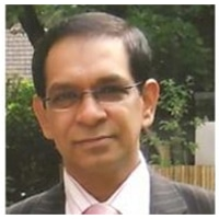 Dr Sanjay Arya MBBS (Hons & Gold Medalist), FRCP (London), FRCP (Glasgow)